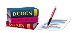 Korrektur und Überarbeitung von Texten.